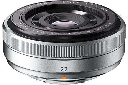 Fujifilm XF 27 mm F2.8 [Foto: Fujifilm]