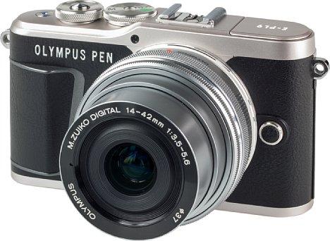 Bild Die Pen E-PL9 ist das günstigste Einsteigermodell von Olympus. [Foto: MediaNord]