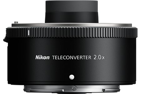 Nikon Z Telekonverter TC-2,0x. [Foto: Nikon]