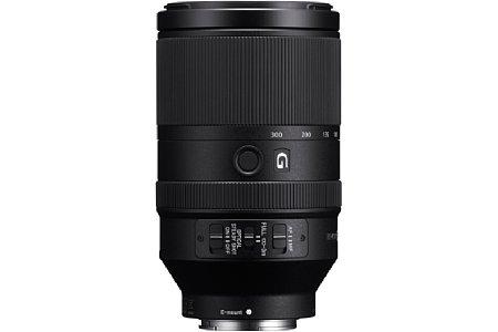 Sony FE 70-300 mm F4.5-5.6 G OSS (SEL-70300G). [Foto: Sony]