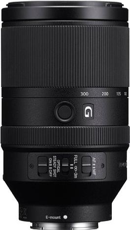 Bild Das Sony FE 70-300 mm F4.5-5.6 G OSS (SEL-70300G) bietet eine sehr gute Naheinstellgrenze mit hohem Vergrößerungsfaktor, wodurch aber auch der Fokusbegrenzer sehr nützlich wird. [Foto: Sony]