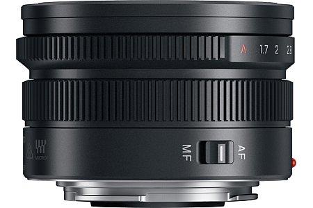 Panasonic Leica DG Summilux 15 mm F1.7 Asph [Foto: Panasonic]