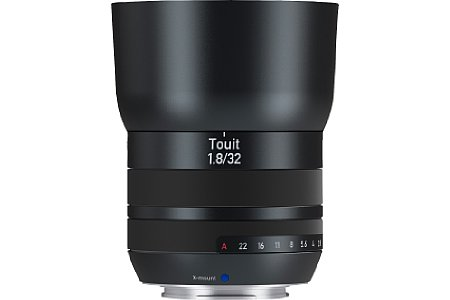 Zeiss Touit 1.8/32 mm [Foto: Zeiss]
