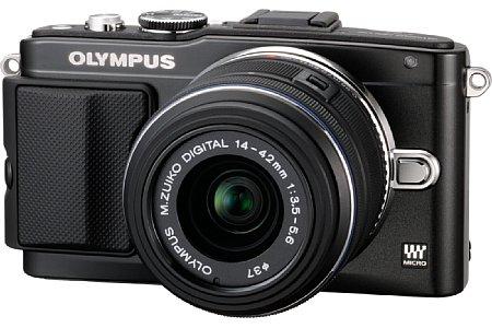 Olympus Pen E-PL5 mit 14-42 II R [Foto: Olympus]