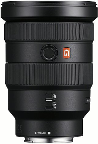 Bild Das Sony FE 16-35 mm 2.8 GM (SEL1635GM) bietet nicht nur eine hohe Lichtstärke, sondern soll auch sehr gut abbilden. Es besitzt ein 82mm-Filtergewinde. [Foto: Sony]