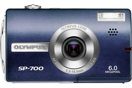 Olympus SP-700 [Foto: Olympus Europe]