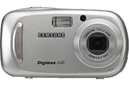 Samsung Digimax A40 [Foto: Samsung Deutschland]