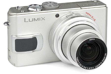 Panasonic Lumix DMC-LX1 [Foto: Panasonic Europe]