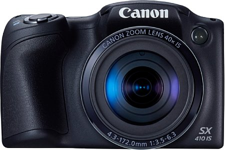 Canon PowerShot SX410 IS. [Foto: Canon]