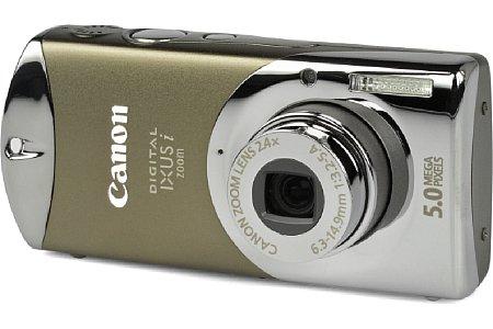 Digitalkamera Canon Digital Ixus i zoom [Foto: Canon Deutschland]