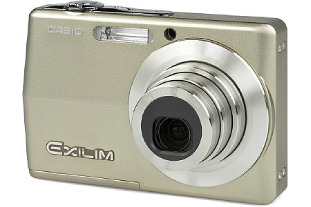 Digitalkamera Casio Exilim EX-Z500 [Foto: Casio Europe]