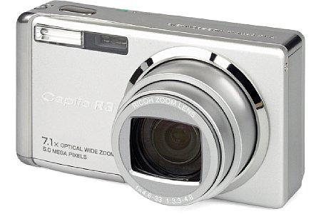 Digitalkamera Ricoh Caplio R3 [Foto: Ricoh]