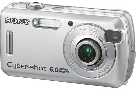 Sony Cyber-shot DSC-S600 [Foto: Sony Deutschland]