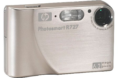 Hewlett-Packard Photosmart r727 [Foto: Hewlett Packard]