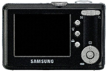 Samsung Digimax S600 [Foto: Samsung]