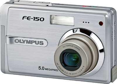 Olympus FE-150 [Foto: Olympus]