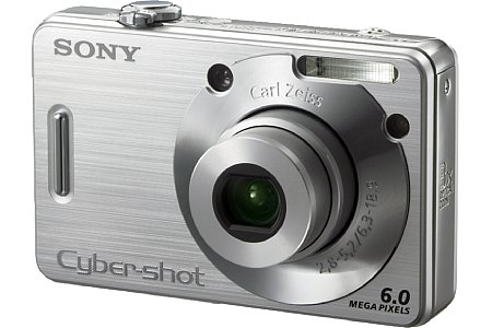Sony DSC-W50 [Foto: Sony Deutschland]