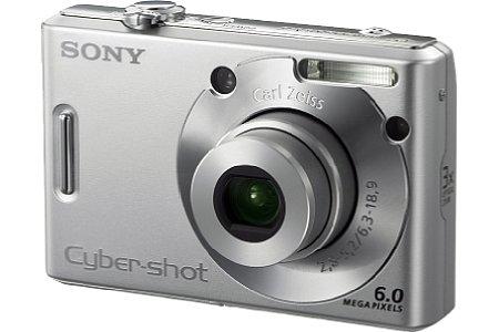 Sony DSC-W30 [Foto: Sony Deutschland]
