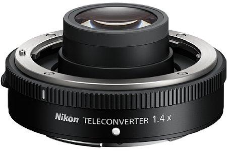 Nikon Z Telekonverter TC-1,4x. [Foto: Nikon]