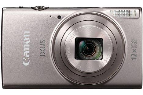 Bild Die Canon Ixus 285 HS gibt es nicht nur in Schwarz, sondern auch in Silber sowie... [Foto: Canon]