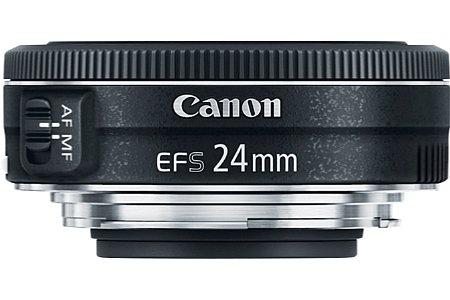 Canon EF-S 24 mm 2.8 STM [Foto: Canon]