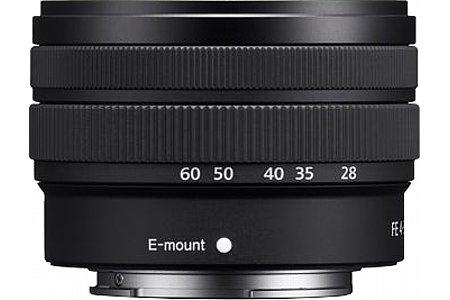 Sony FE 28-60 mm 4-5.6 (SEL2860). [Foto: Sony]