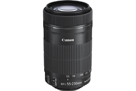 Canon EF-S 55-250 mm f4-5.6 IS STM [Foto: Canon]