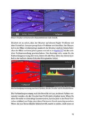 Farbmanagement für die Digitalfotografie – zweite überarbeitete Auflage. [Foto: Sam Jost]