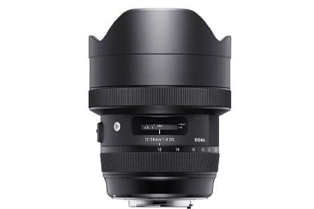 Bild Das Sigma 12-24 mm F4 DG HSM Art ist die dritte Generation des Ultraweitwinkelzooms von Sigma. [Foto: Sigma]
