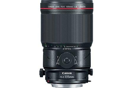 Canon EF TS-E 135 mm 2.8L Macro. [Foto: Canon]