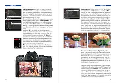 Fujifilm X-T100 – Das Buch zu Kamera. [Foto: Point of Sale Verlag]