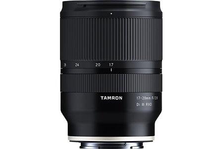 Tamron 17-28 mm 2.8 Di III RXD (A046). [Foto: Tamron]