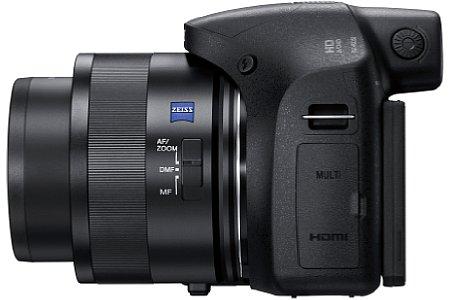 Sony DSC-HX350. [Foto: Sony]
