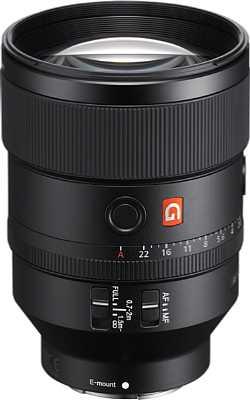 Sony FE 135 mm F1.8 GM (SEL135F18GM). [Foto: Sony]