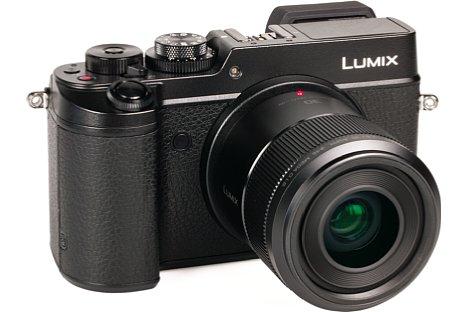 Bild An der Panasonic Lumix DMC-GX8 macht dasLumix G Macro 30 mm 2,8 Asph. O.I.S. eine ausgesprochen gute Figur. Die höchste Auflösung wird bereits bei Offenblende erreicht, verzeichnungsfrei ist es auch. [Foto: MediaNord]