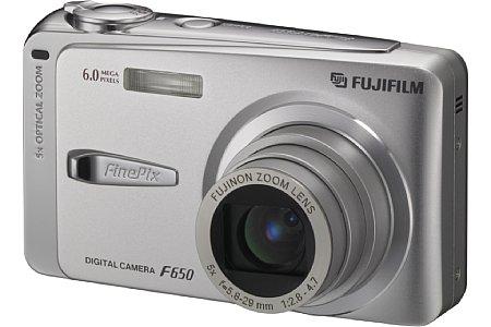 Fujifilm Finepix F650 [Foto: Fujifilm]