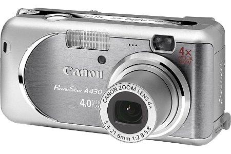 Canon Powershot A430 [Foto: Canon Deutschland]