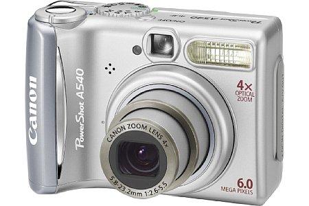 Canon Powershot A540 [Foto: Canon Deutschland]