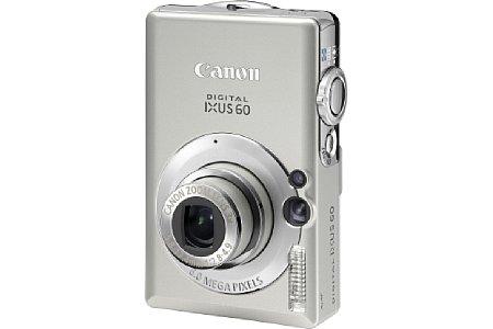 Canon Digital Ixus 60 [Foto: Canon Deutschland]