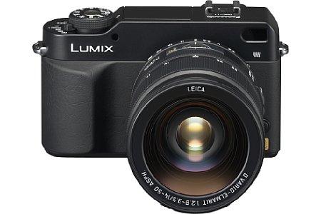 Panasonic Lumix DMC-L1 [Foto: Panasonic Deutschland]