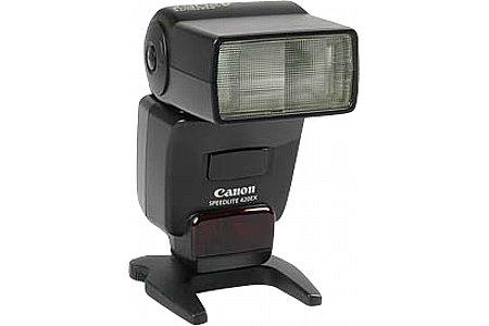 Blitzgerät Canon Speedlite 420EX [Foto: MediaNord]