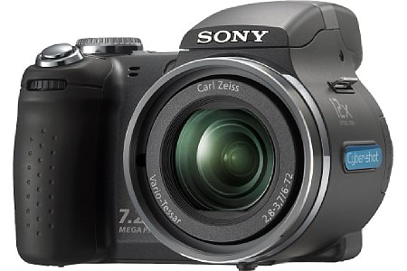 Sony DSC-H5 [Foto: Sony]