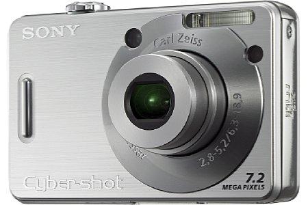 Sony DSC-W70 [Foto: Sony Deutschland]