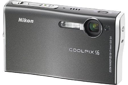Nikon Coolpix S6 [Foto: Nikon Deutschland]