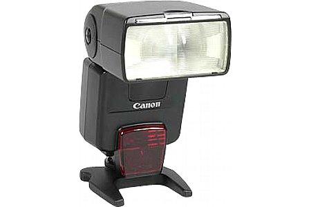 Blitzgerät Canon Speedlite 550EX [Foto: MediaNord]