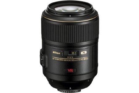 Nikon AF-S IF-ED VR 105mm 2.8 Mikro [Foto: Nikon Deutschland]