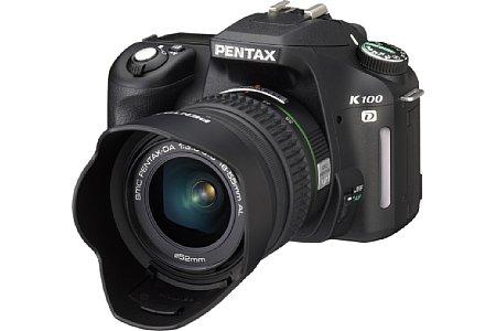 Pentax K100D [Foto: Pentax Deutschland]