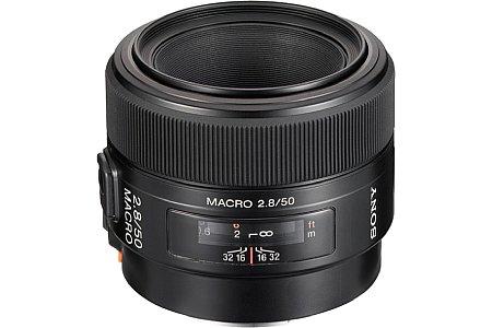 Sony 50 mm 2.8 Macro (SAL-50M28) [Foto: Sony]