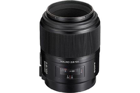 Sony 100 mm 2.8 Macro (SAL-100M28) [Foto: Sony]