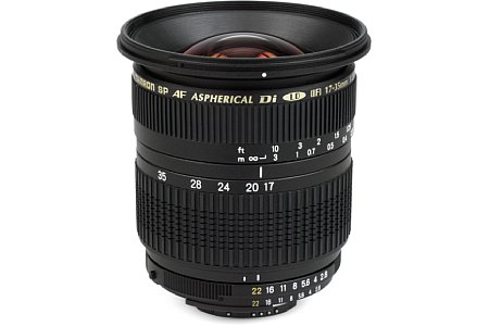 Tamron NAF 17-35 mm 2.8-4.0 Di LD Asp. (IF) [Foto: Imaging-One GmbH]
